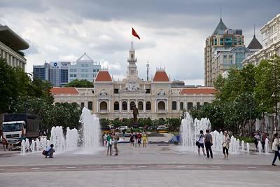 Vietnam Saigon and south part