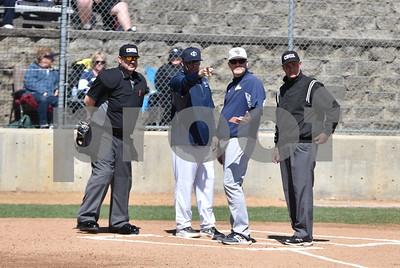 Rochester @ ICCC Baseball 4/6/17