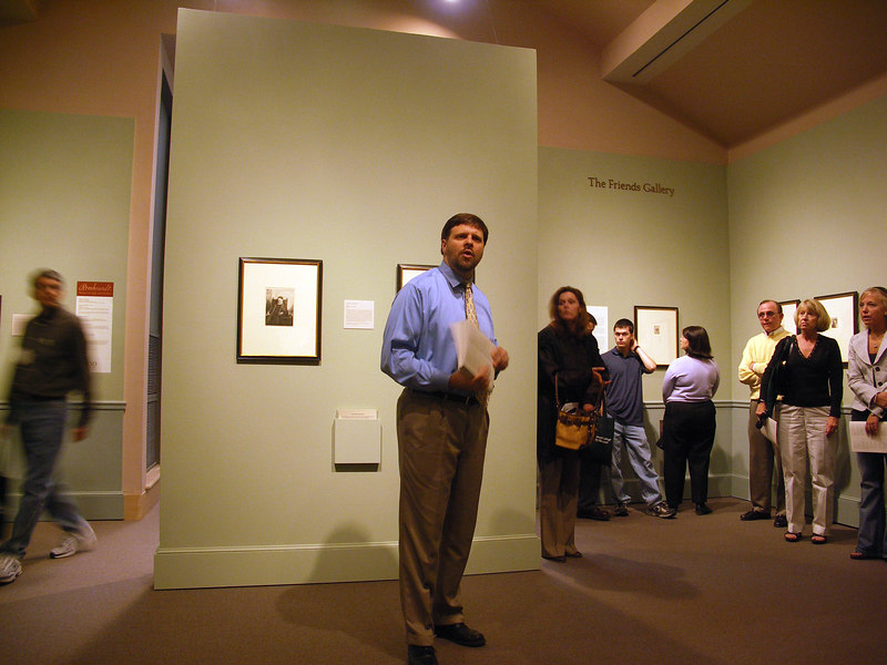 """At the Hood Museum of Art, Bart Thurber, Curator of European Art discusses the special exhibition, """"Rembrandt:  Master of Light and Shadow, Etchings from the Collection of the Hood Museum of Art"""" celebrating Rambrandt's 400th birthday."""