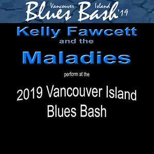 Kelly Fawcett & the Maladies - 2019 Blues Bash