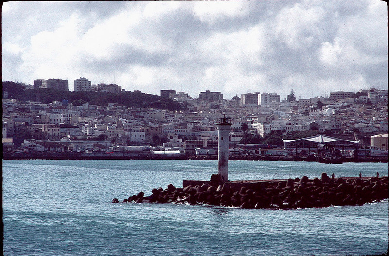 first look at Tanger,Morocco
