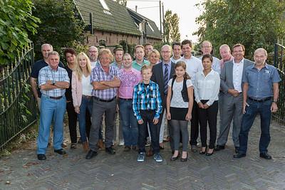 Frank van Balen 25 jaar Siemens Nederland