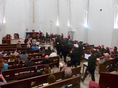 UConn Collegium Musicum  Nov. 14, 2014