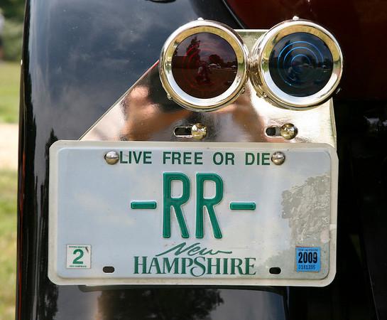 Williamsburg License Plates