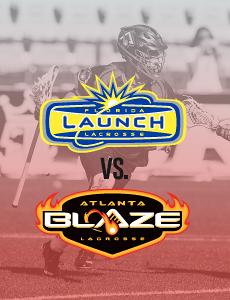 Launch @ Blaze (7/23/16)