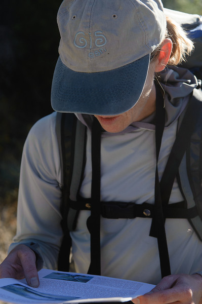canyoneering Seven Teacups Sept 2010