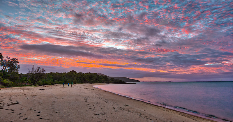Punsand Bay Sunset
