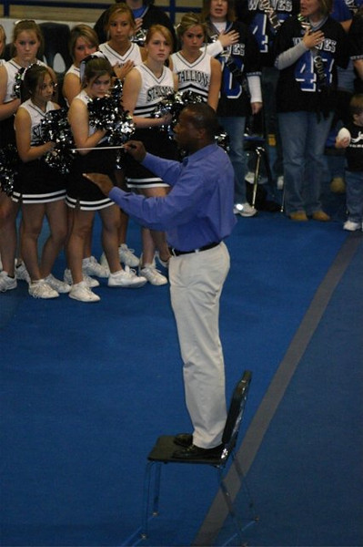 Pep Rally - 13 Oct 2006