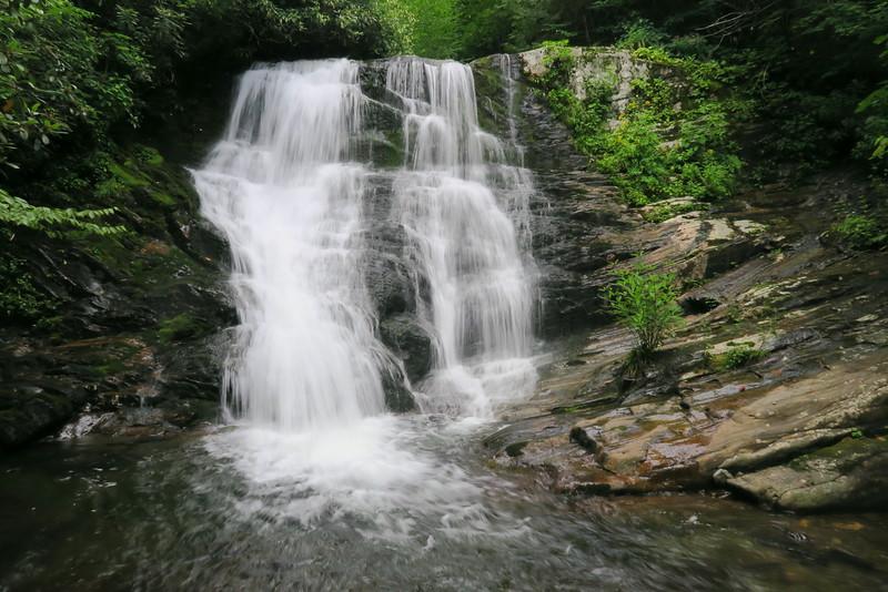 Enloe Creek Falls (7.0 miles; d=12.00)