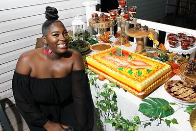 OCTOBER 17TH, 2020: SIMONE'S 31ST BIRTHDAY BASH