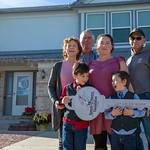 Cribben Family Home Dedication