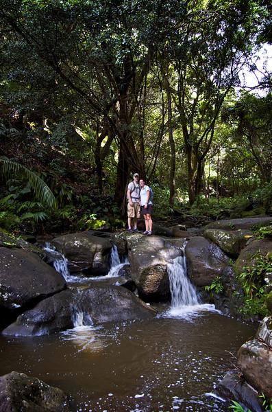 Ka'au Trail