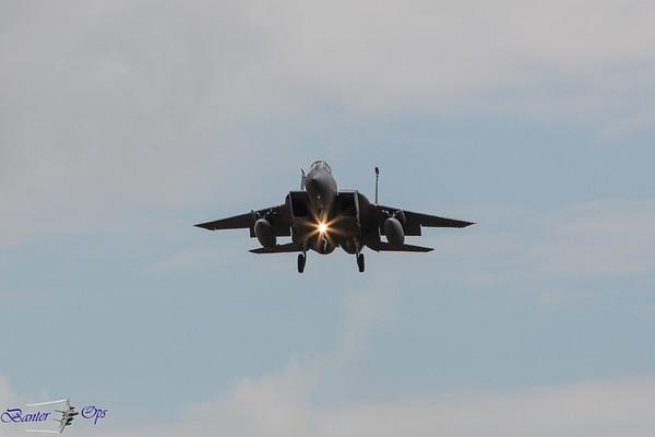 RAF Lakenheath : 22nd July 2015