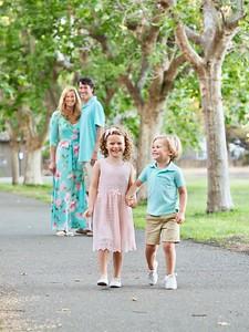 Family: Carter and Kat 2021