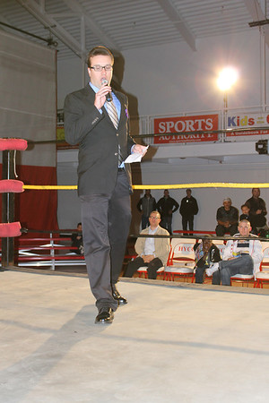 New England Championship Wrestling A Clash on the Cape October 26, 2013