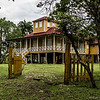 Casa Fidel - where he was born