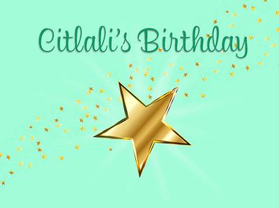 Happy 16th B-Day Citlali!
