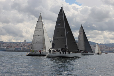 Trofeo Concello de Vigo Regata Vila de Bouzas