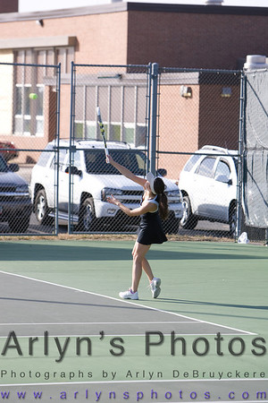 Girls Tennis vs Chaska