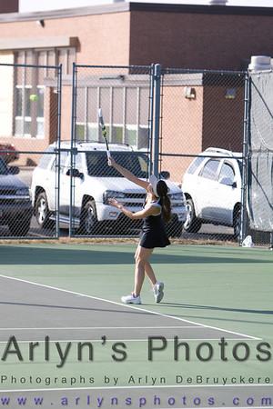 Girls Tennis vs Chaska