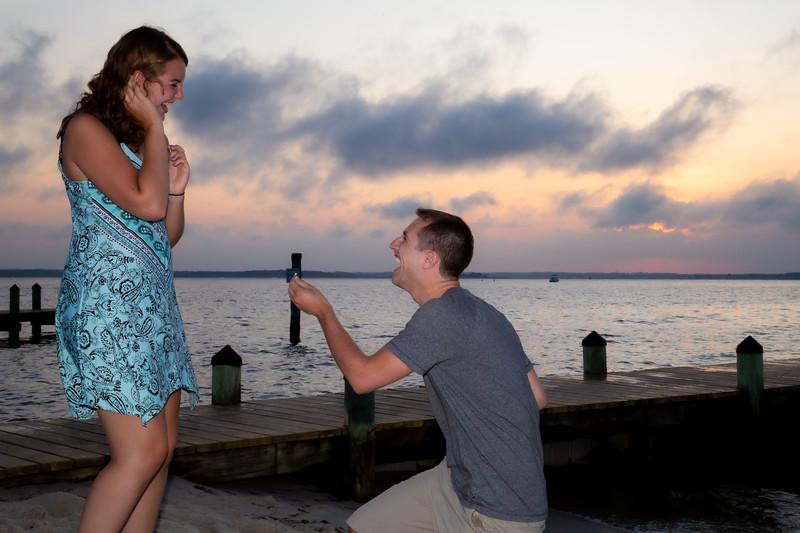 Matt and April's Engagement