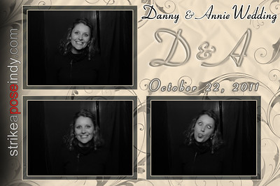 Danny & Annie's Wedding