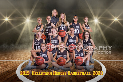 Hellstern Middle School- Girls BB