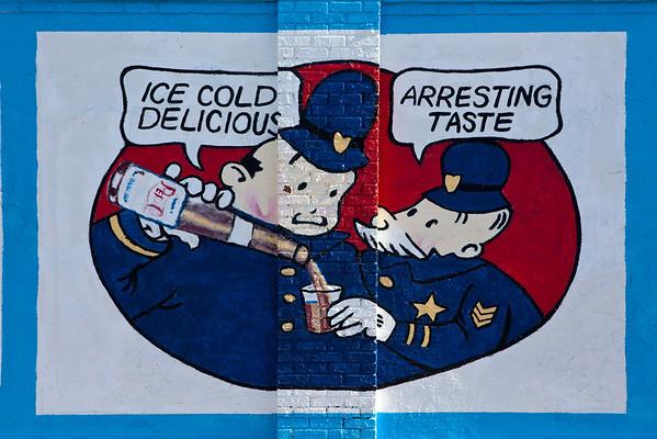 Pepsi-Cola Murals