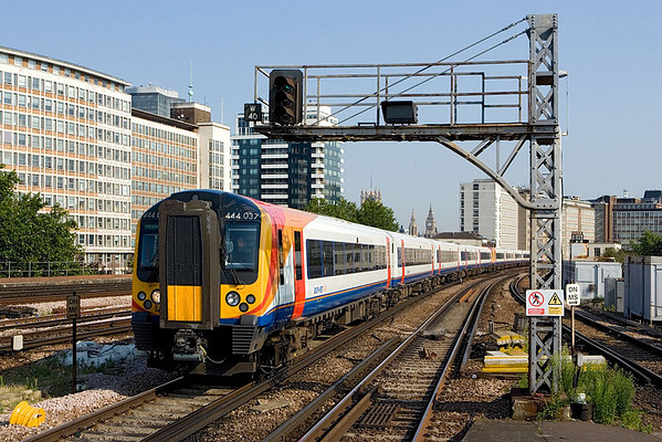 South West Trains: All Images