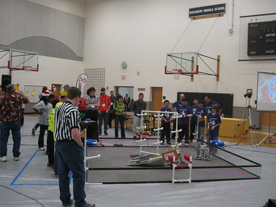 2012 East Michigan State FTC Championship