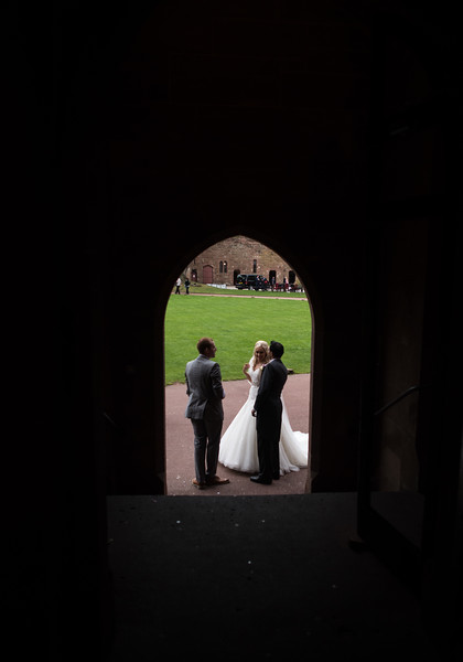 Mari & Babur, Peckforton Castle Wedding Photography