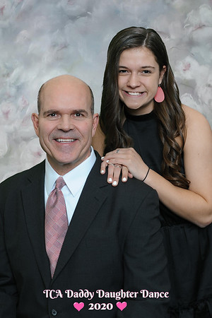 TCA Dad Daughter Dance 2020