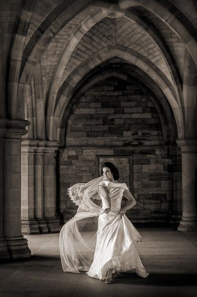 St Salvators Chapel St Andrews Wedding