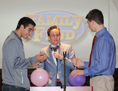 Hall Feud Game Show Competition