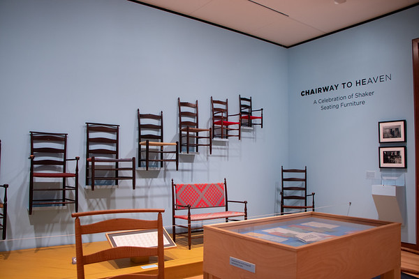 Chairway to Heaven Gallery