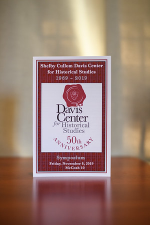 Davis Center 50th Anniversary Symposium