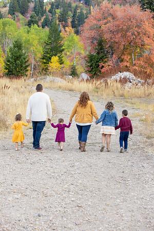 Jordan Marufo Family 2020