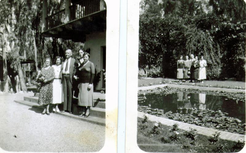 Joe & Maude Eldredge & Family