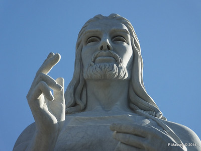 Cristo de la Habana 2 Feb 2014