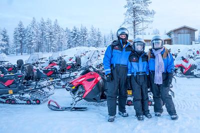 Finland 2019-Aurora