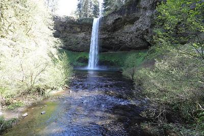 13 Silver Falls 07 South Falls