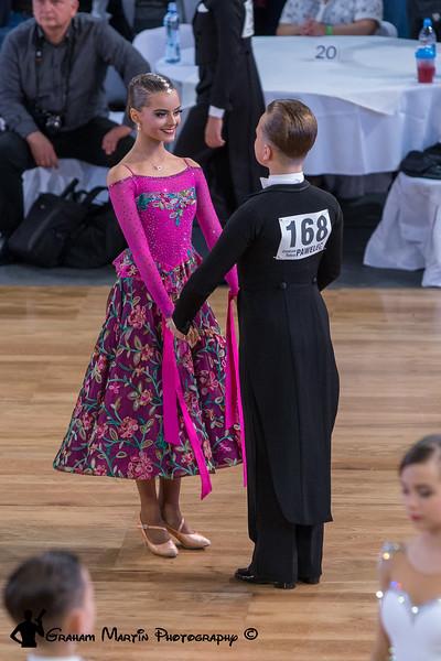 Poland World 10 Dance Championships 2018