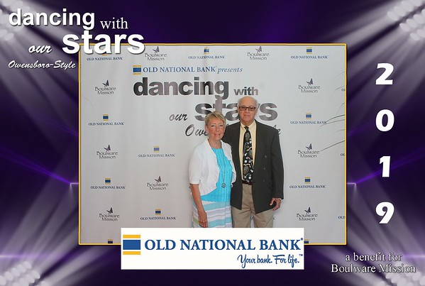 Dancing With Our Stars - Owensboro - Boulware Mission - 8-10-2019