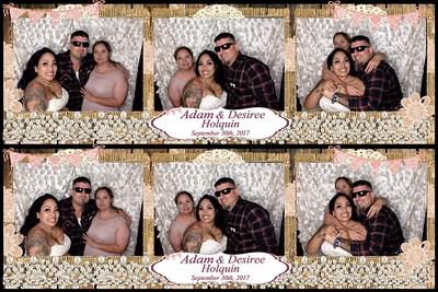 Adam and Desiree Holquin Wedding