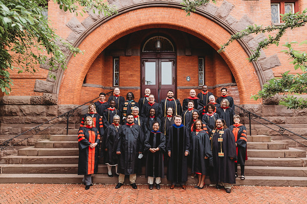 Lancaster Theological Seminary Commencement 2021