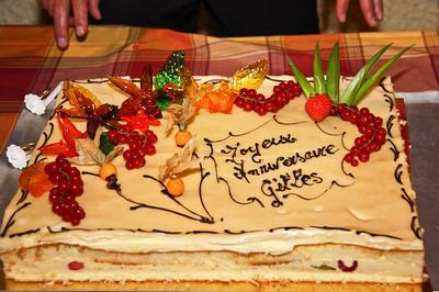Happy Birthday Gilles & Hubert