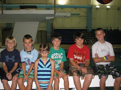 2011 Summer Sports & Recreation Camps Week 5