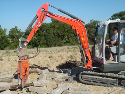 K3JR Demolition Shear