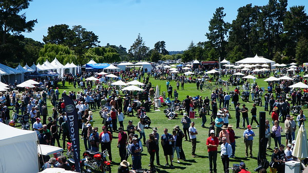 The Quail Motorcycle Gathering 2016