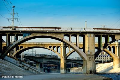 l.a. river / january 2016